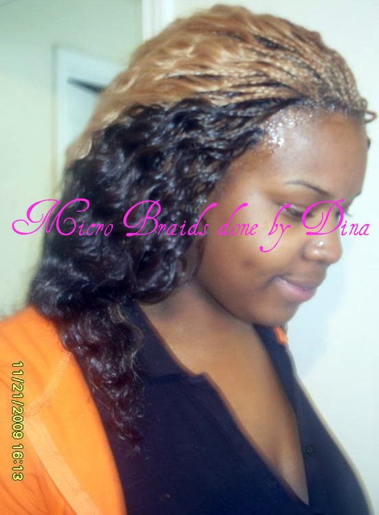 Pictures Of African Micro Braids Wet Wavy Rock Cafe