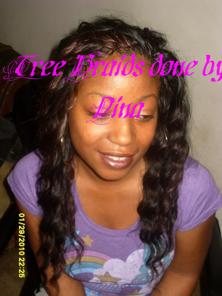 Excellent tree braids african hair braiding right!